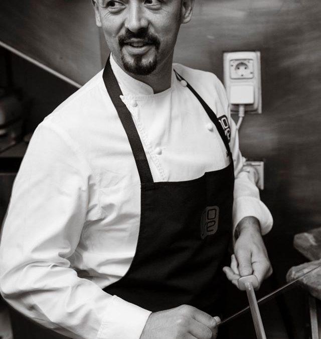 A peneira de Mar unha descoñecida delicia gastronómica protagonista do showcooking do chef  Iñaki Bretal