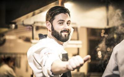 Manu Núñez, primeiro chef confirmado en Etiqueta Negra 2019